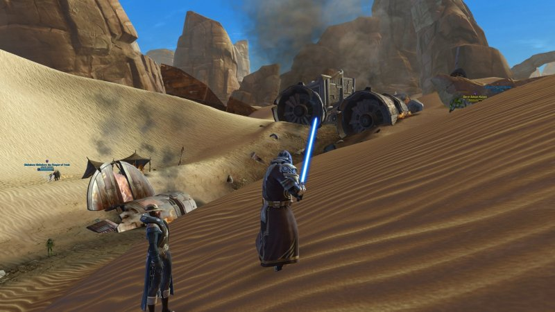 Star Wars: The Old Republic diventerà free-to-play da novembre