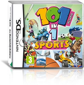 101-in-1 Sports Party Megamix per Nintendo DS