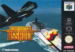 Aero Fighters Assault per Nintendo 64