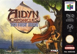 Aidyn Chronicles: The First Mage per Nintendo 64