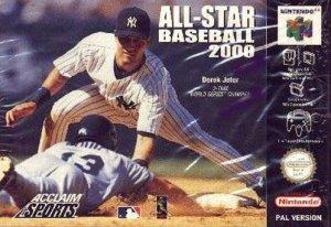 All Star Baseball 2000 per Nintendo 64