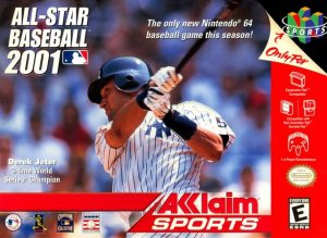 All Star Baseball 2001 per Nintendo 64