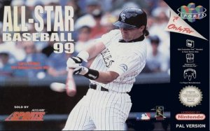 All Star Baseball 99 per Nintendo 64