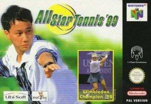 All-Star Tennis '99 per Nintendo 64