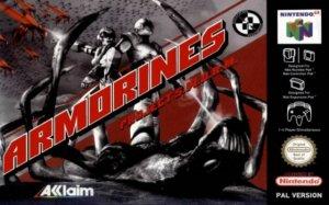Armorines: Project S.W.A.R.M. per Nintendo 64