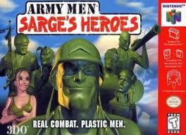 Army Men: Sarge's Heroes per Nintendo 64