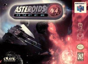 Asteroids Hyper 64 per Nintendo 64