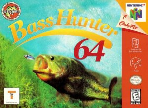 Bass Hunter 64 per Nintendo 64