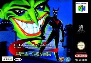 Batman Beyond: Return of the Joker per Nintendo 64