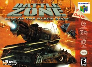 Battlezone: Rise of the Black Dogs per Nintendo 64