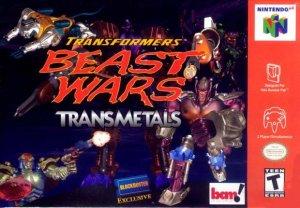 Beast Wars: Transformers per Nintendo 64