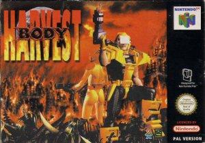 Body Harvest per Nintendo 64
