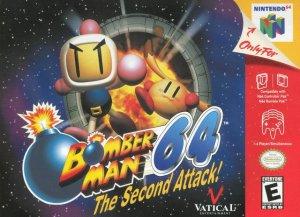 Bomberman: the Second Attack per Nintendo 64