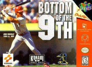 Bottom of the 9th per Nintendo 64