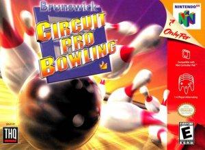 Brunswick Circuit Pro Bowling per Nintendo 64