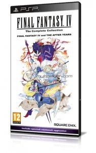 Final Fantasy IV: The Complete Collection per PlayStation Portable