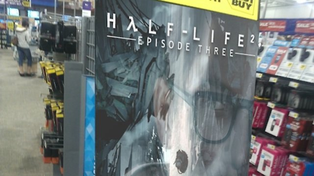 Best Buy mette in preorder... Half-Life 2: Episode 3?