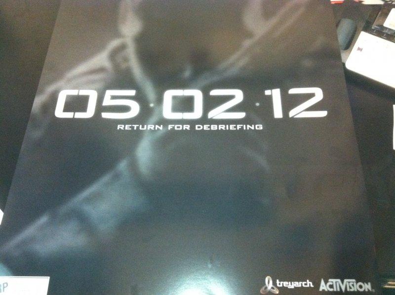 Il primo poster ufficiale di Call of Duty: Black Ops 2?