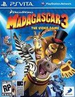 Madagascar 3: Ricercati In Europa per PlayStation Vita