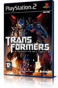 Transformers: La Vendetta del Caduto per PlayStation 2