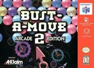 Bust-A-Move 2 Arcade Edition per Nintendo 64