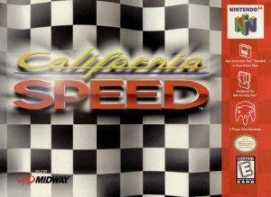 California Speed per Nintendo 64