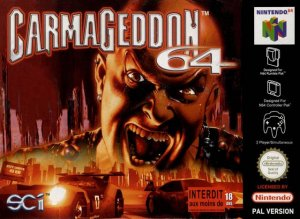 Carmageddon 64 per Nintendo 64