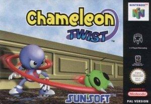 Chameleon Twist per Nintendo 64