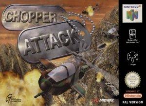 Chopper Attack per Nintendo 64