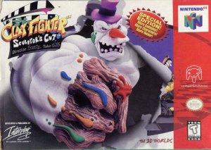 ClayFighter: The Sculptor's Cut per Nintendo 64