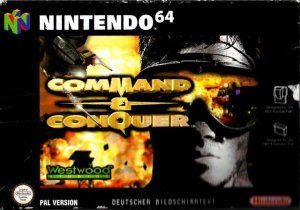 Command & Conquer per Nintendo 64