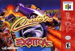 Cruis'n Exotica per Nintendo 64