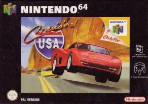 Cruis'n USA per Nintendo 64