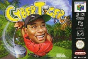 CyberTiger per Nintendo 64