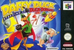 Daffy Duck Starring As Duck Dodgers per Nintendo 64