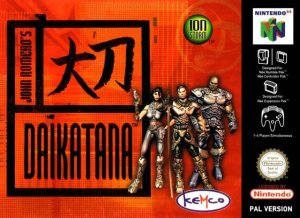 Daikatana per Nintendo 64
