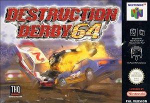 Destruction Derby 64 per Nintendo 64