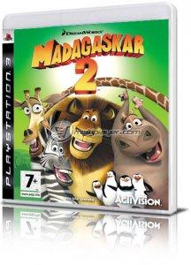 Madagascar: Escape 2 Africa per PlayStation 3