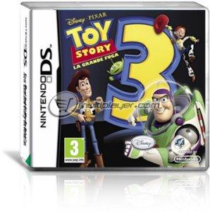 Toy Story 3: Il Videogioco per Nintendo DS