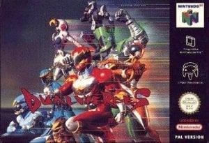 Dual Heroes per Nintendo 64