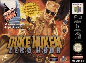 Duke Nukem Zero Hour per Nintendo 64