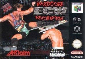 ECW Hardcore Revolution per Nintendo 64