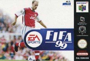FIFA 99 per Nintendo 64