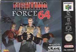 Fighting Force 64 per Nintendo 64