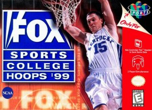 Fox Sports College Hoops '99 per Nintendo 64