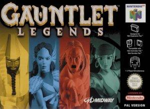 Gauntlet Legends per Nintendo 64