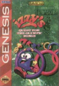 Izzy's Quest for the Olympic Rings per Sega Mega Drive