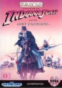 Indiana Jones And The Last Crusade per Sega Mega Drive