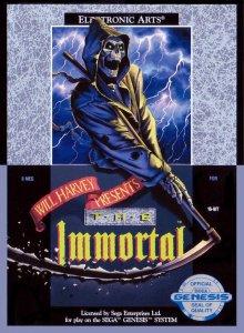 The Immortal per Sega Mega Drive