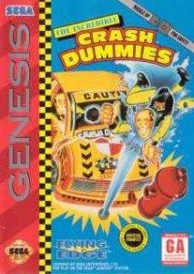 The Incredible Crash Dummies per Sega Mega Drive